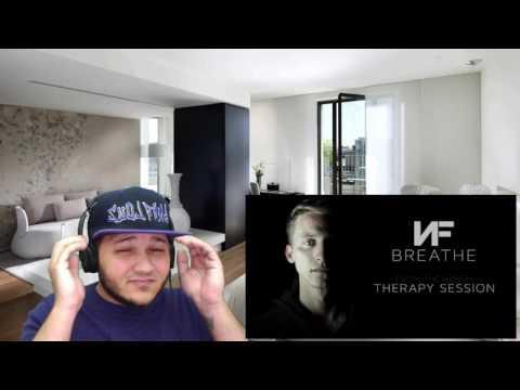 NF - Breathe (Audio) REACTION!!