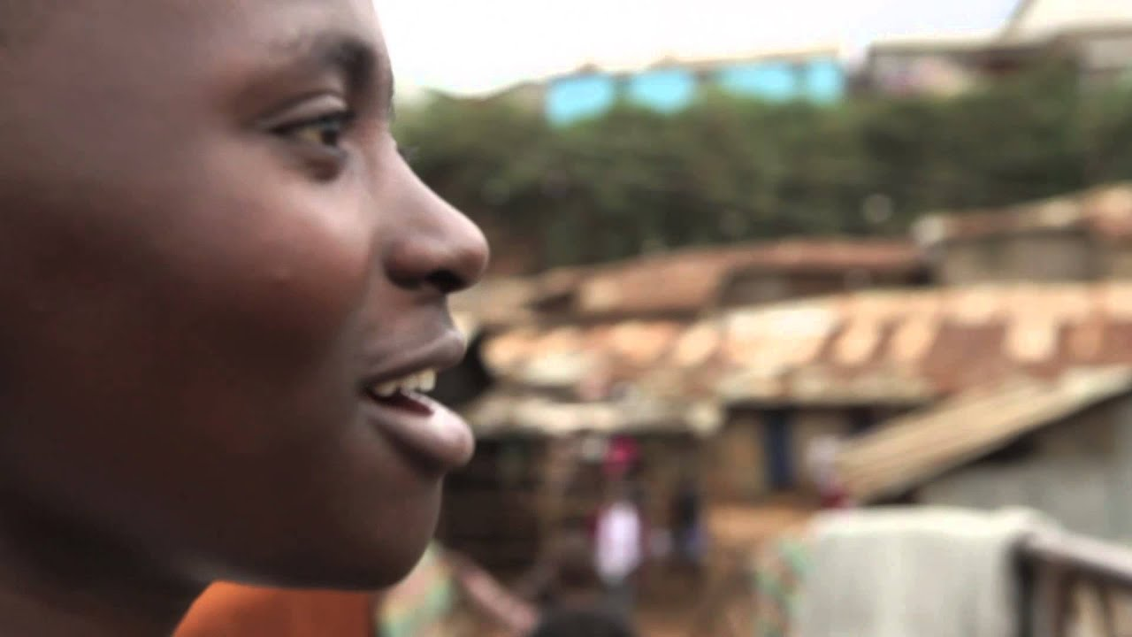 One Girl's Voice Rising from the Slums: I Love Reading!