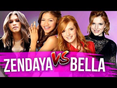 WHO WORE IT BETTER?! Zendaya vs. Bella Thorne (Dirty Laundry)