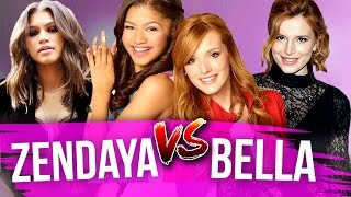 WHO WORE IT BETTER?! Zendaya vs. Bella Thorne (Dirty Laundry)