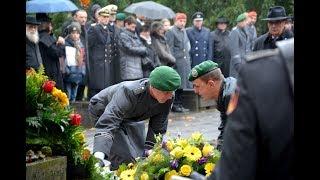 Volkstrauertag 2019 Jüdischer Friedhof Berlin-Weißensee
