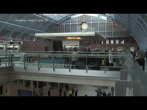 St. Pancras International Railway Station (HD1080)