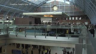 St. Pancras International Railway Station (HD1080)