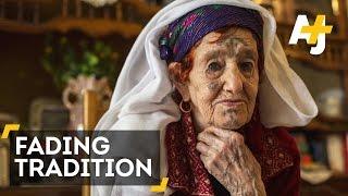 Tattoo Traditions Of Algeria