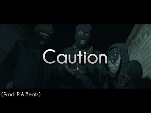 "Drill Type Beat ""Caution"" 