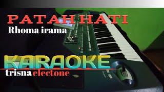 Download Mp3 Dangdut Karaoke Patah Hati Trisna Karaoke