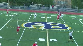 Acton Boxborough Varsity Boys Lacrosse vs Wakefield 4/21/18