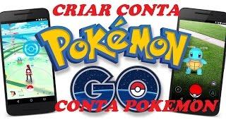 Como criar conta Pokémon go Pokémon trainer club