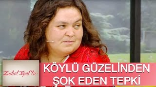 Zuhal Topal'la 70. Bölüm (HD) | Gülçin'in Kıvanç Tatlıtuğ'a Benzeyen Talibine Tepkisi Şok Etti!