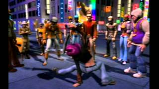 The Urbz Sims in the city intro