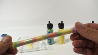 Candy Craft Candy Sand Tubes Kit, Nifty Candy - Make Candy Sand Art!