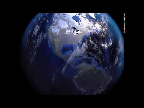 Earth Animation Revolution Planet World Globe By Asim Asif