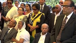 Saramma Kunjukunju 86 - Burial Service