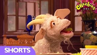 The Furchester Hotel: Mr Lawnmower - CBeebies