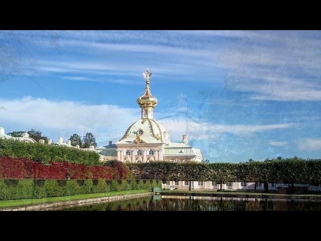 Петергоф - самый лучший город на земле!