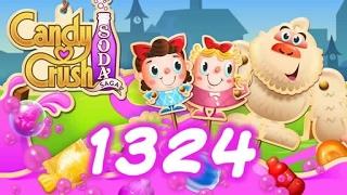 Candy Crush Soda Saga Level 1324