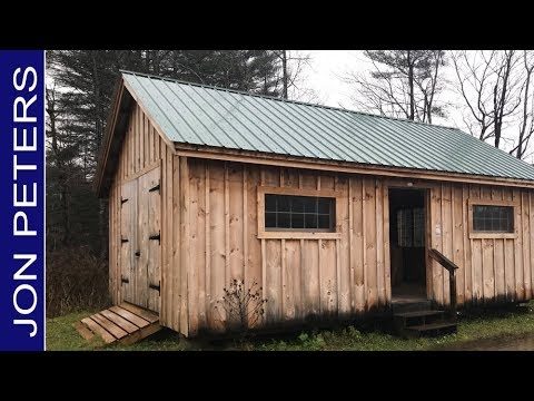 Vermont Post and Beam Cabins, Cottages & Barn Ideas