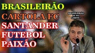 brasileiro cartola fc santander futebol paixo
