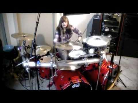 What Goes Around - Alesana (Drum Cover)