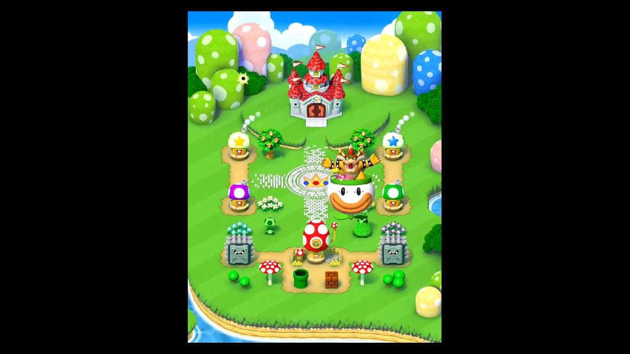 let s play super mario run kuchen und prinzessin geklaut einstieg youtube. Black Bedroom Furniture Sets. Home Design Ideas