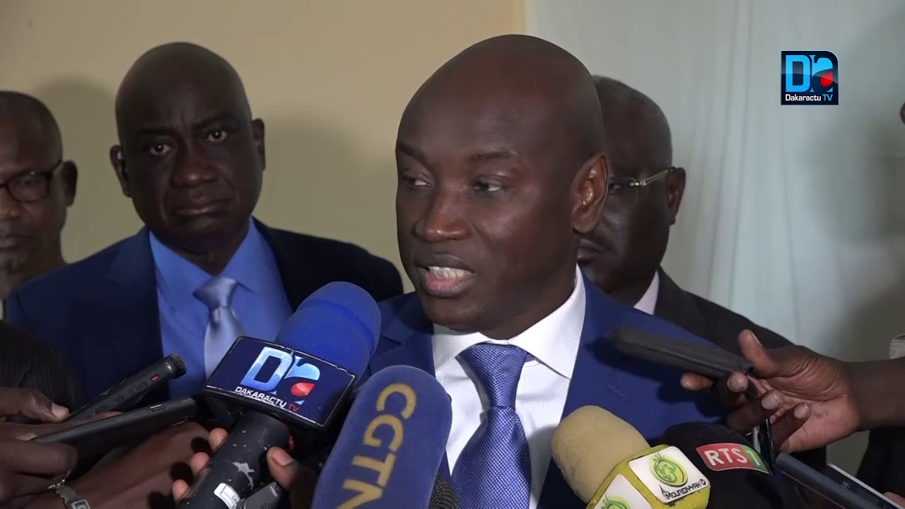 """Aly Ngouille Ndiaye: """"Il n'est plus possible de truquer des élections au Sénégal"""""""