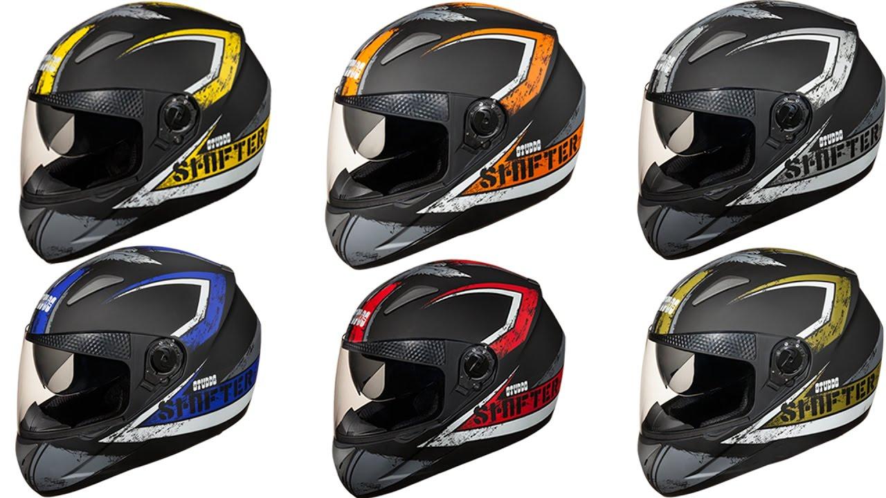 Studds Shifter Helmet Review Youtube: Best Cheapest Helmet