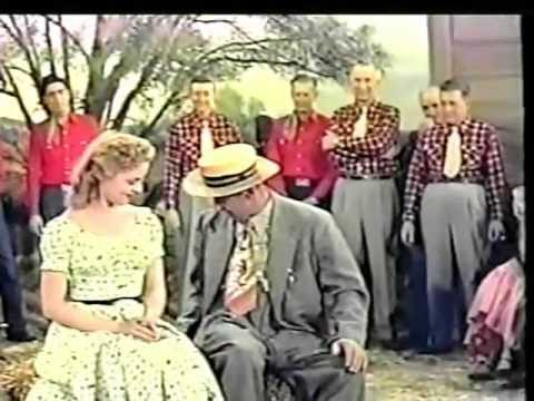 Rod Brasfield and Minnie Pearl 1954 & 1955