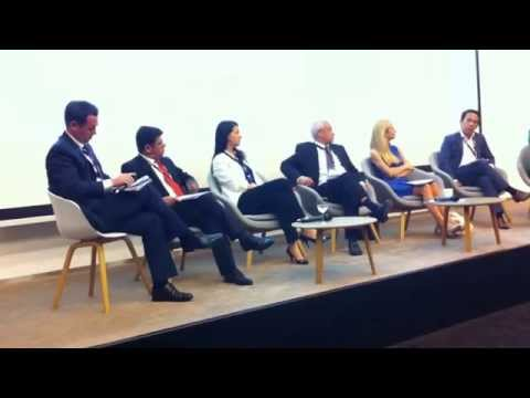 EQS Group's Panel Discussion At The NIRI Wisdom Roadshow, Singapore