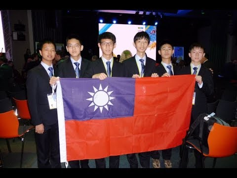 Taiwan shines at International Junior Science Olympiad 2017