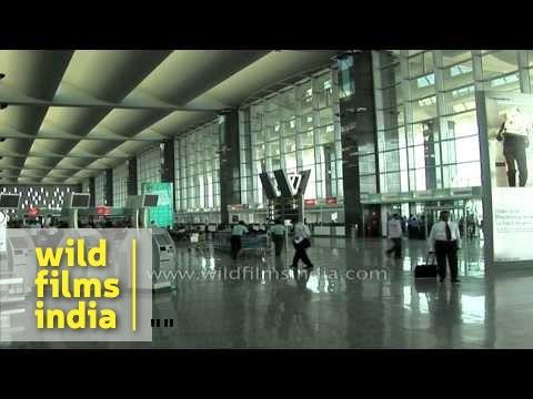 Women staff Jet Airways counters at Bengaluru International Airport (BIA)