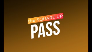 My Favorite Pass - Tutorial - The Square Up Pass or Midnight Shift