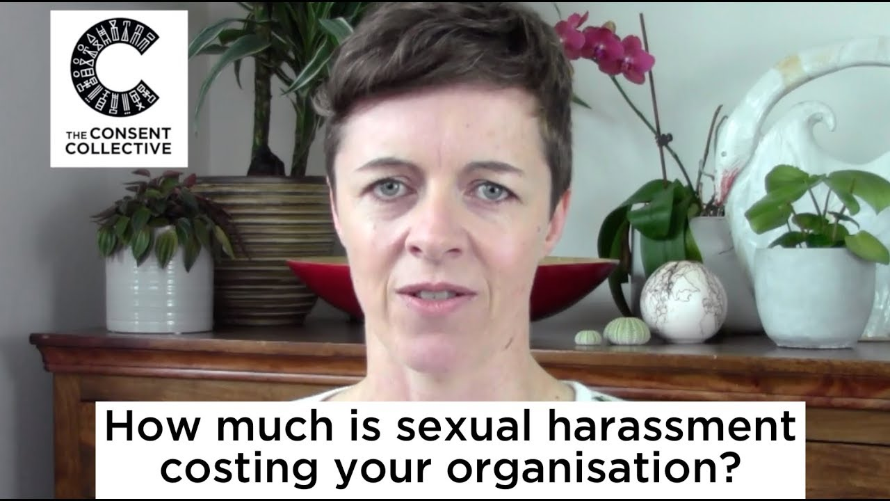 How much is sexual harassment costing your organisation?
