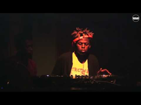 Distruction Boyz Boiler Room Johannesburg DJ Set