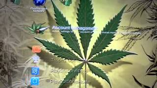Ps3 weed theme
