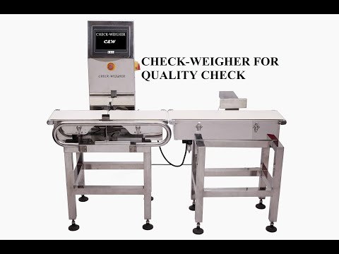 Checkweigher/ Online Check-ware for Quality check by Thermocare Industries Limited