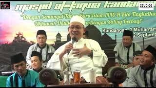 KH Abdullah Saad dari Solo | Pengajian Akbar Masjid Al furqon Kandangan