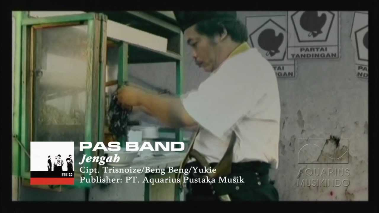 Pas Band - Jengah | Official Video