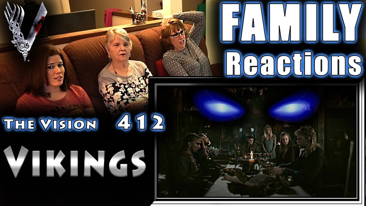 Download VIKINGS   412   The Vision   FAMILY Reactions   Fair Use