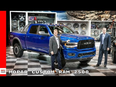 Mopar Custom Ram 2500 Heavy Duty 2019