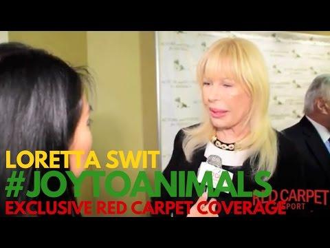Loretta Swit interviewed at the Joy To The Animals Luncheon #Fundraiser #JoytoAnimals