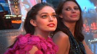 EMILY DiDONATO - Maybelline Color Sensational Lipstick Backstage   MODTV