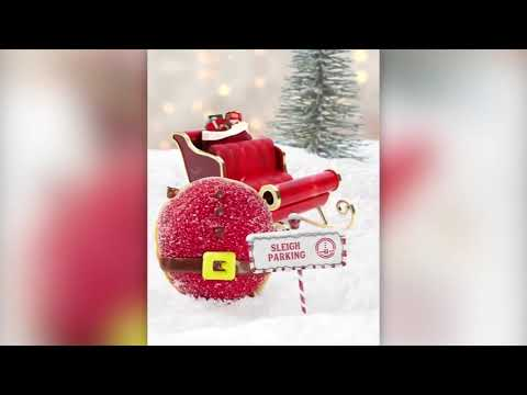 Jim E. Chonga - Krispy Kreme's Holiday Doughnut Lineup Includes Old and New Favorites!
