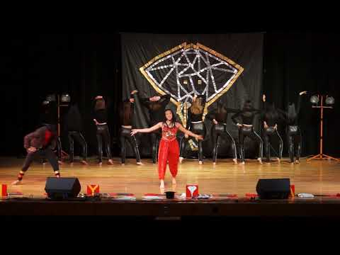 2nd Place Winner - Troy Riyaaz At Dance Dhamaka, 4/28/19
