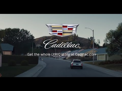 All-Electric Cadillac LYRIQ | ScissorHandsFree