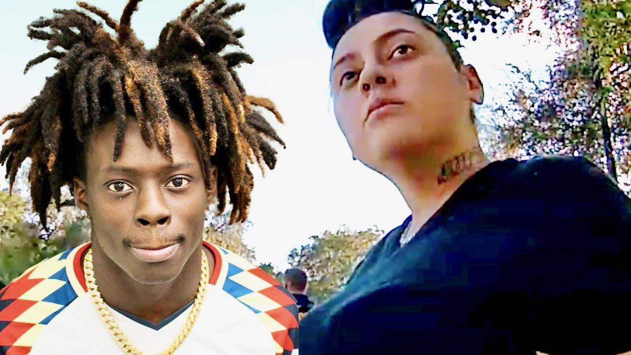 Arrest of Rapper 9lokkNine