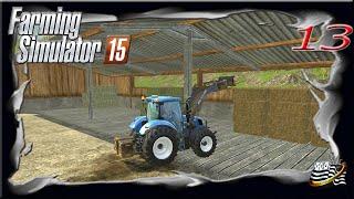 Farming Simulator 15 - vous et moi ep13 - carrière suivie - multijoueurs