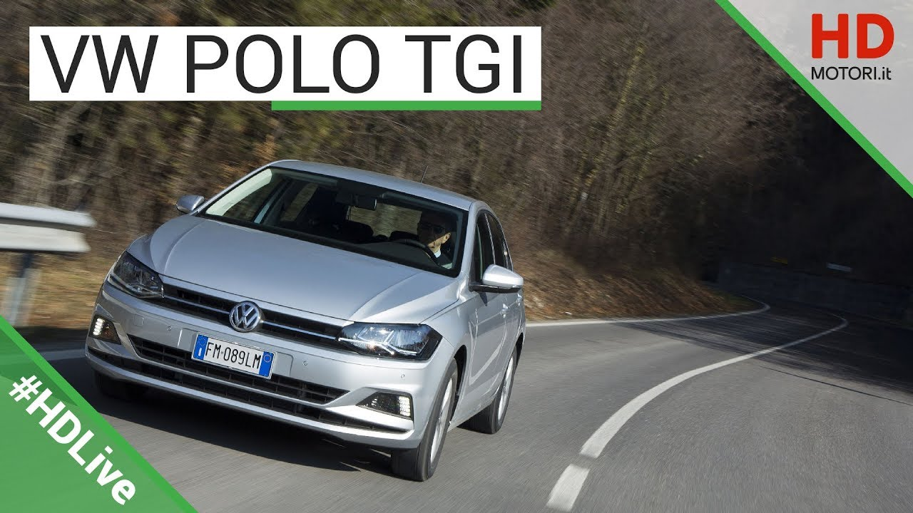 Auto Nuove Volkswagen Nuova Polo metano 1.0 TGI ...