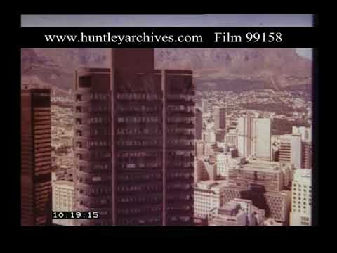 Cape Town Development, 1970s - Film 99158