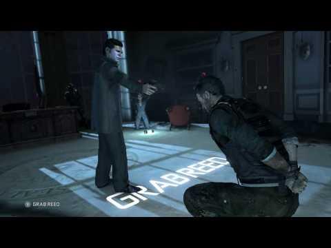 Splinter Cell Conviction - Ending - Sam Dies *SPOILER*