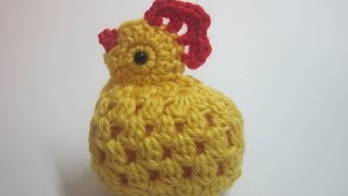 Make A Lovely Crocheted Chicken Rattle - Diy Crafts - Guidecentral